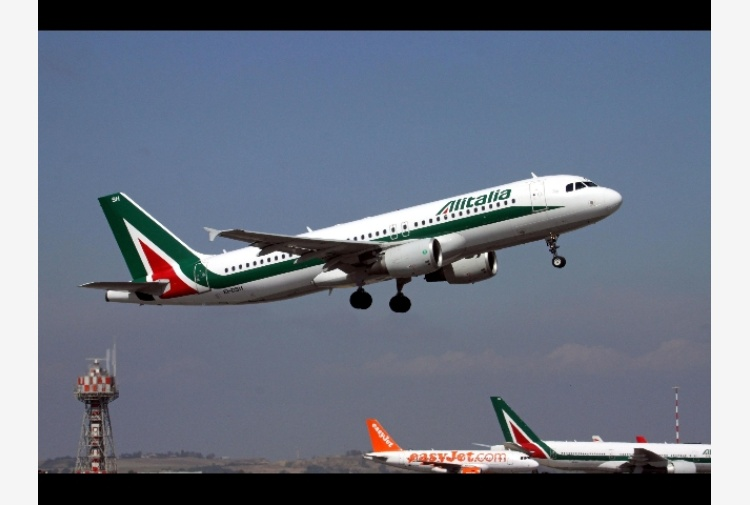 Alitalia:incontro interlocutorio su cigs