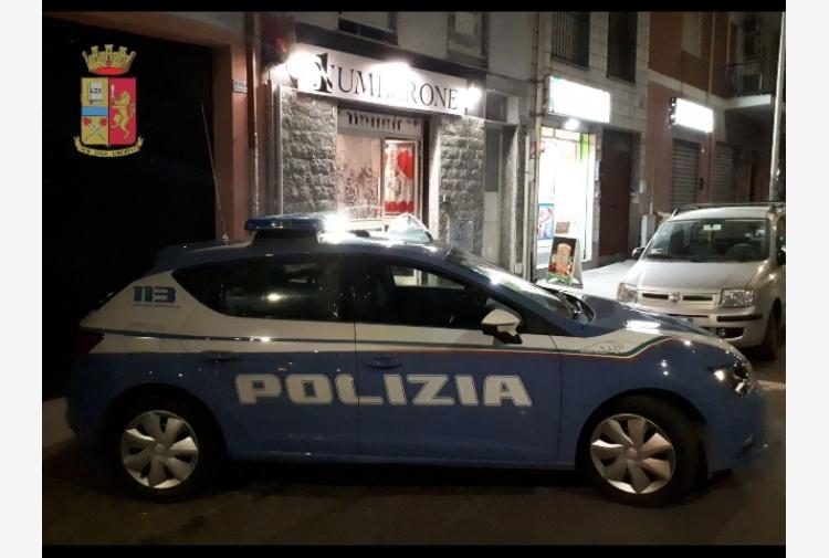 Blitz in circoli privati, 4 arresti