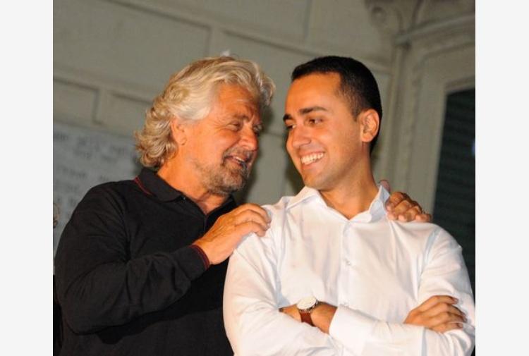 Grillo rilancia il referendum sull'euro