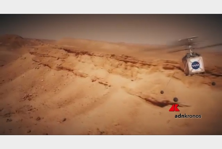 martian helicopters human colonies and drilling for - 818×454