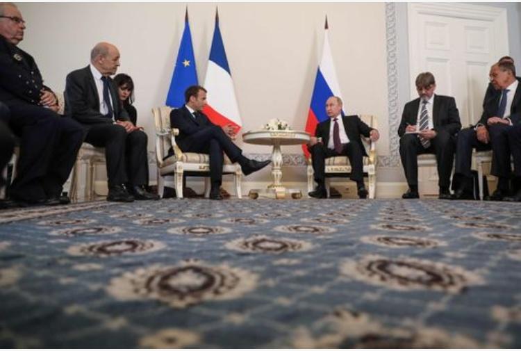 Putin: ecco perchè l'Europa deve continuare a rifornirsi dalla Russia