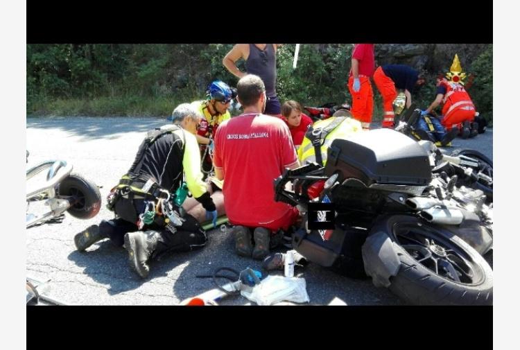fff6375cae9 Liguria prima per incidenti con moto - Tiscali Notizie