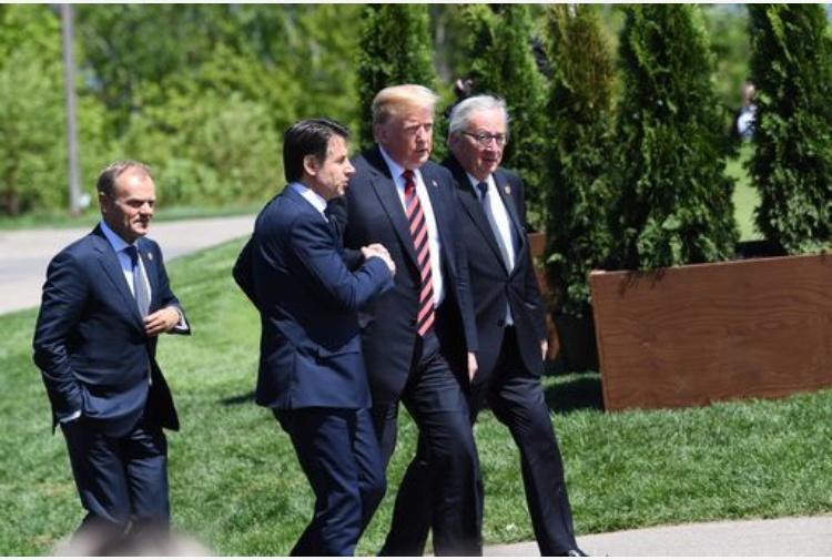 Lo schiaffo di Trump: lascerà il G7 in anticipo
