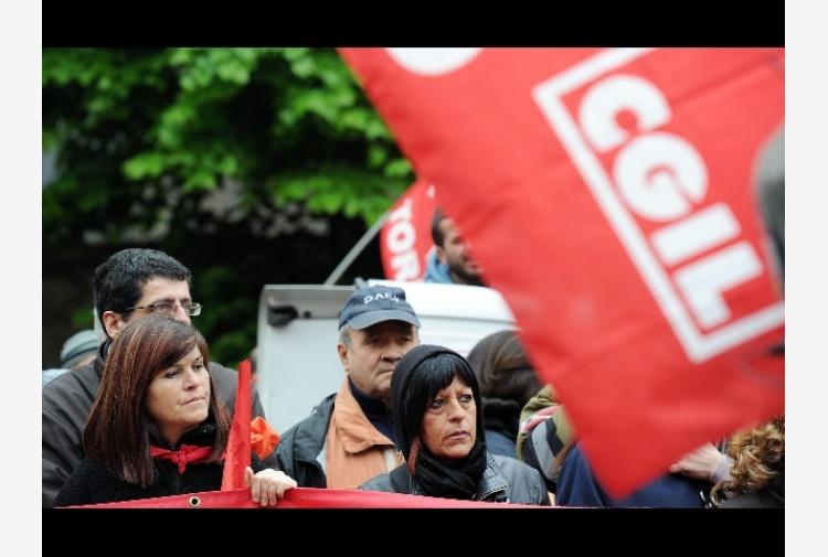 Attacchi fascisti a sedi Cgil in E-R