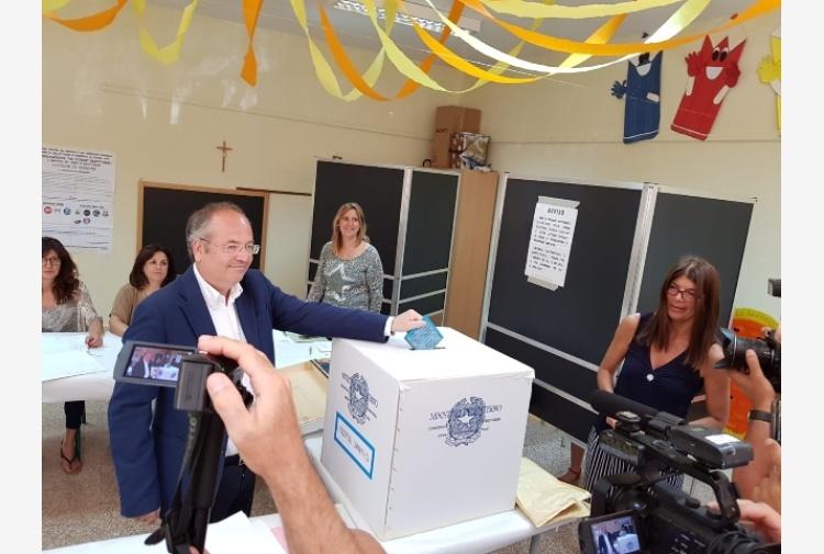 Brindisi:vince c.sinistra, Rossi sindaco