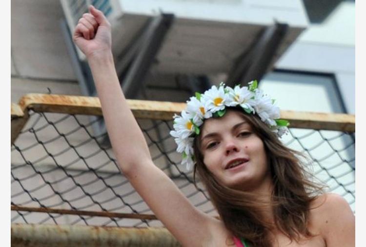 Trovata morta una delle fondatrici delle Femen
