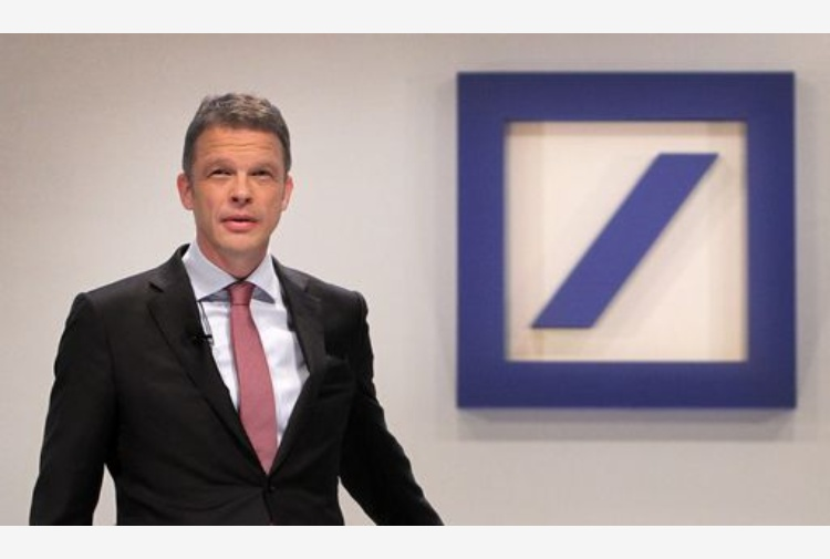 Deutsche Bank,capitalizzazione crolla:esce da indice Euro Stoxx 50