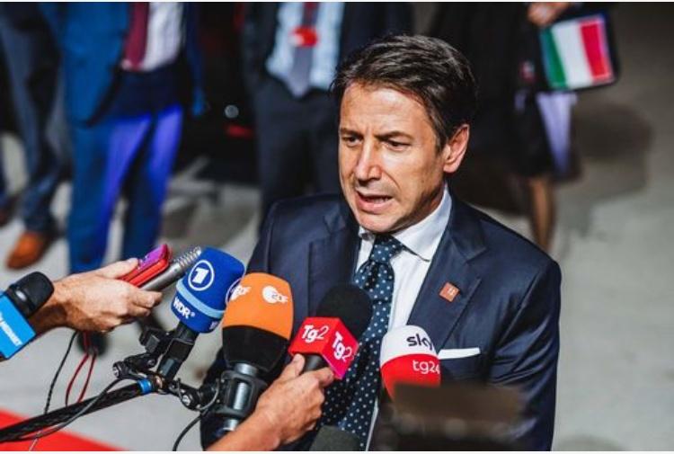Manovra, Conte: fiducioso, ma lasciateci confrontare con Ue