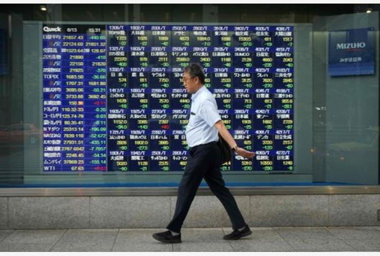 73a043b8bf Apertura in rialzo per la Borsa di tokyo, Nikkei +0,6% - Tiscali Notizie