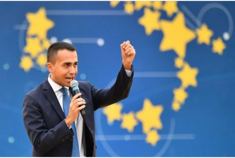 Di Maio contro Draghi: