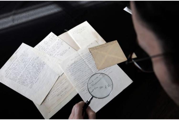 Lettera di Einstein su Dio venduta all'asta per 2,89 milioni Usd