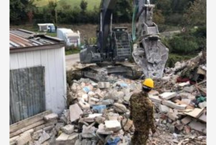 Pm, archiviare crollo municipio Amatrice