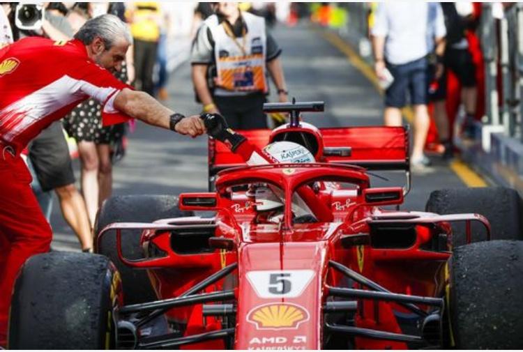 Ferrari, salta Arrivabene: al suo posto Binotto