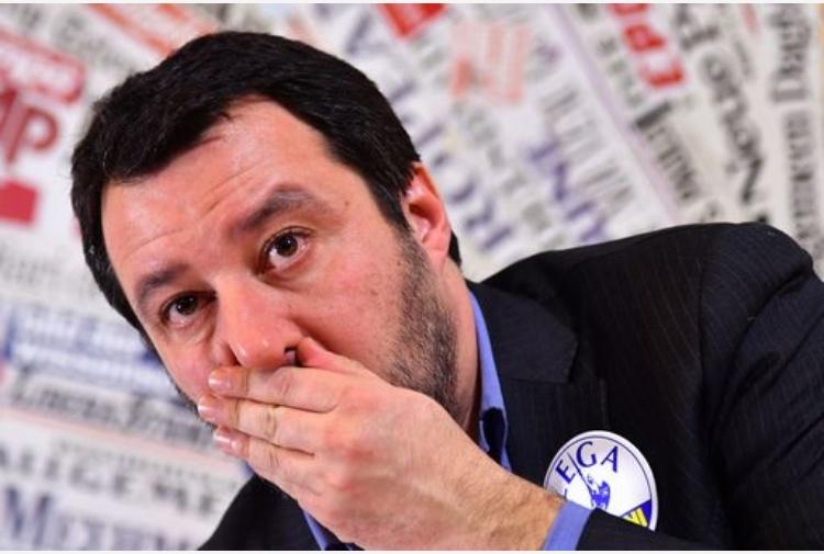 Diciotti, Salvini: sono l'indagato più tranquillo del mondo