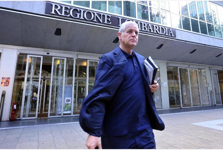 Caso Maugeri, Formigoni va in carcere