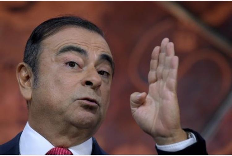 Nissan: Ghosn esce del carcere dopo 108 giorni