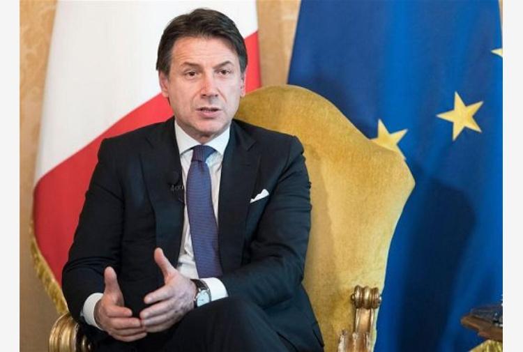 Banche: Conte, azione risarcitoria contro Ue è giusta