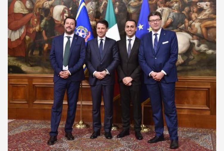 Elezioni Europee 2019: Salvini sarà capolista della Lega nelle cinque circoscrizioni italiane