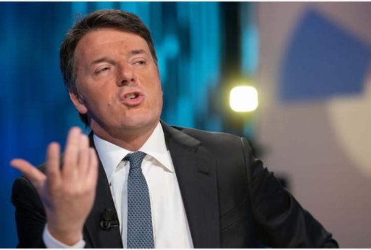 Renzi annuncia una serie di querele: da Travaglio a Trenta
