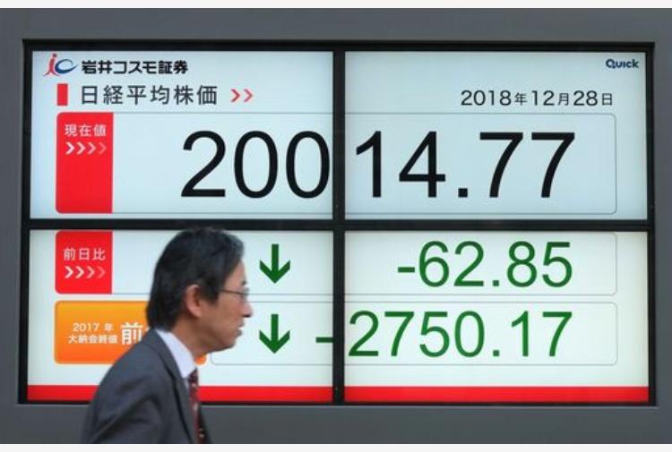1ee329249a La borsa di Tokyo chiude in rialzo, Nikkei +0,50 - Tiscali Notizie