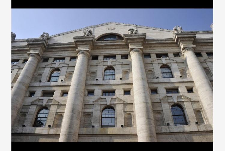 b94d054d41 Borsa: Milano apre in calo (-0,09%) - Tiscali Notizie