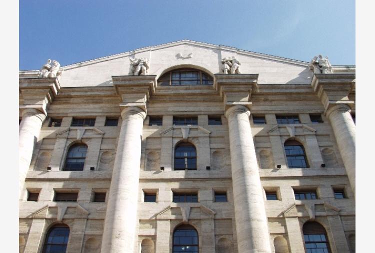 4a0dba0542 Borsa Milano apre piatta, +0,01% - Tiscali Notizie