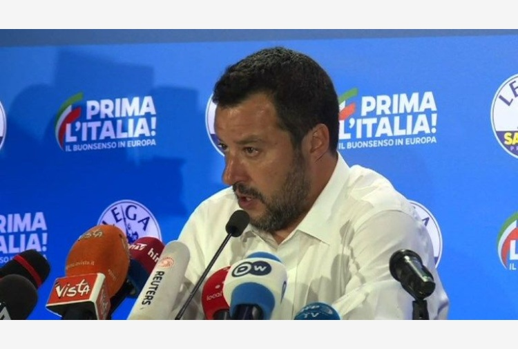 Conte frena Salvini: