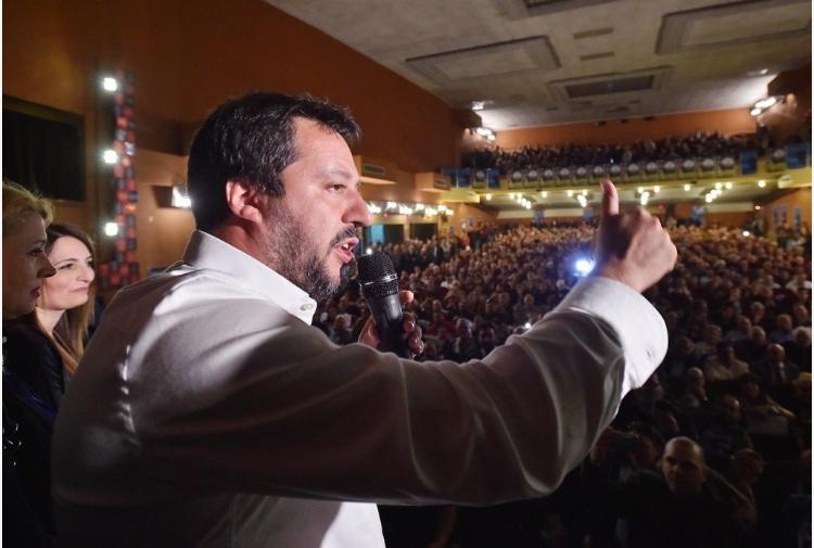 Sea Watch, Salvini: magistrati scandalosi, riformare sistema giustizia