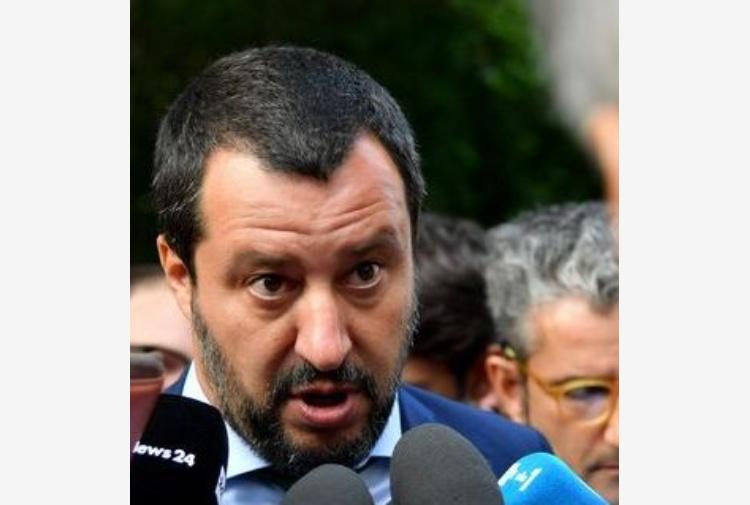 Salvini sulla manovra: