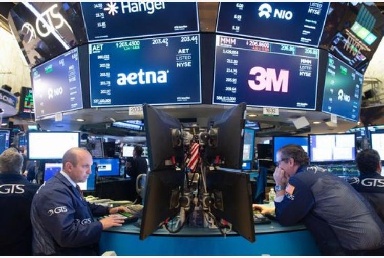 foto ufficiali vendite all'ingrosso sfumature di La Borsa di Milano apre in leggero rialzo, il Ftse Mib a +0,06 ...
