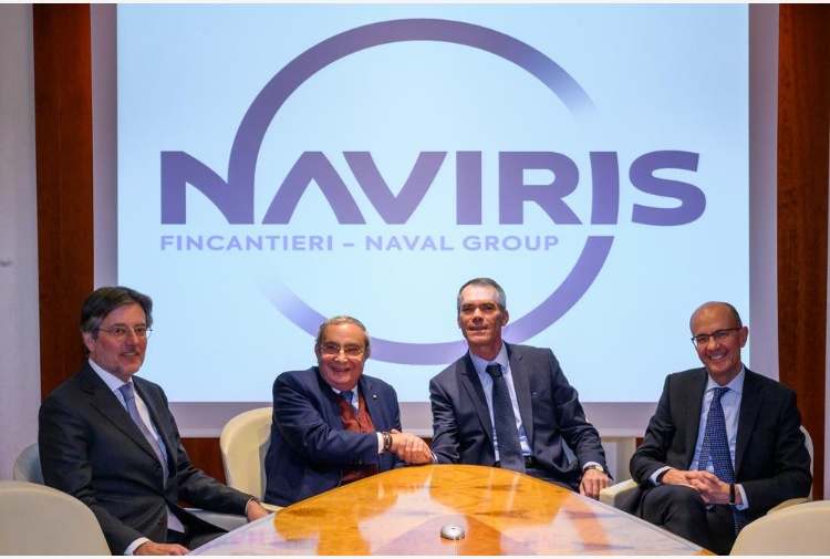 Fincantieri, operativa la joint venture conNaval Group