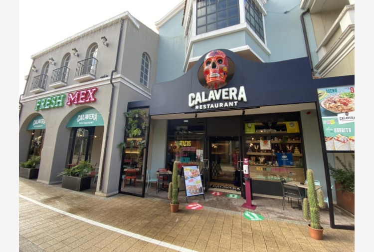 Calavera Restaurant Inaugura 24 Ristorante Nell Outlet Di Valmontone Tiscali Notizie