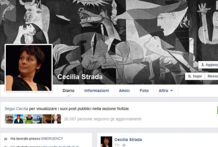 Cecilia strada su facebook ospitare un profugo a casa for Ospitare a casa