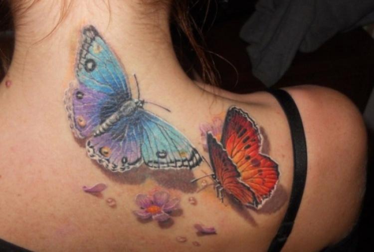Tattoo changing: una persona su due vuole modificarlo - Tiscali Notizie