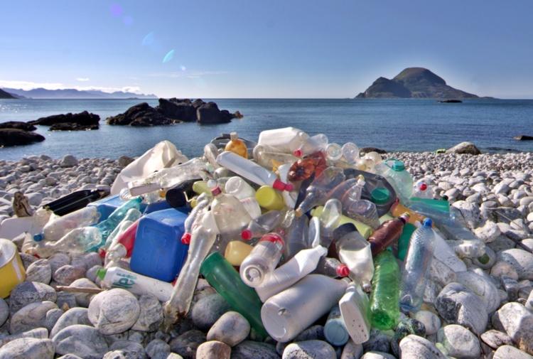 Sepolta dalla plastica un 39 isola da sogno del pacifico for Isole da sogno a sud della birmania codycross