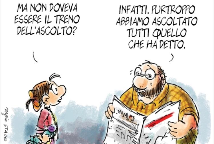 Risultati immagini per vignette sull 'indifferenza amministrativa