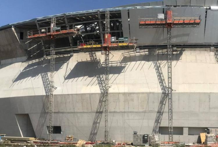 Inaugura la stazione di Napoli Afragola, Zaha Hadid Architects