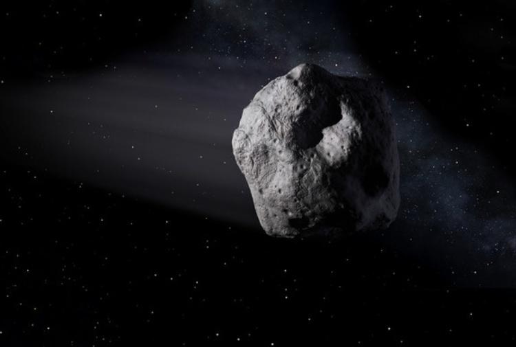 Asteroide 2012 TC4 : giovedì notte il passaggio ravvicinato a 44.000 Km