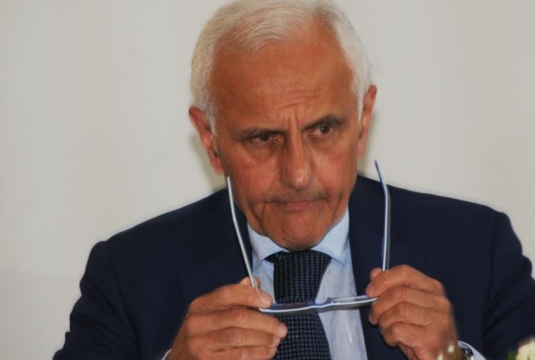 L'ex procuratore aggiunto di Napoli, Aldo De Chiara