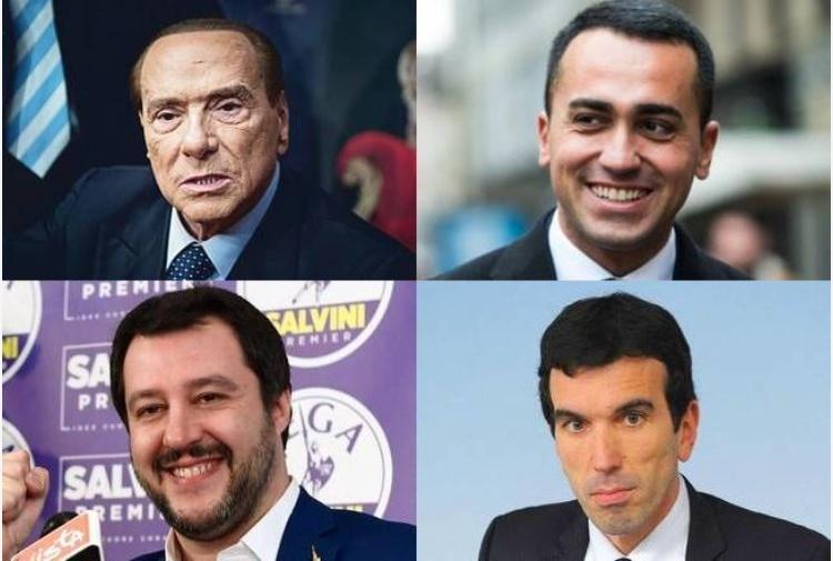 Di Maio avverte Lega, Salvini: