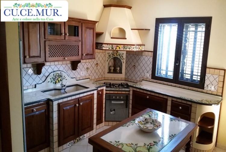 30 Cucine In Muratura Rustiche Dal Design Classico - Decori Per ...