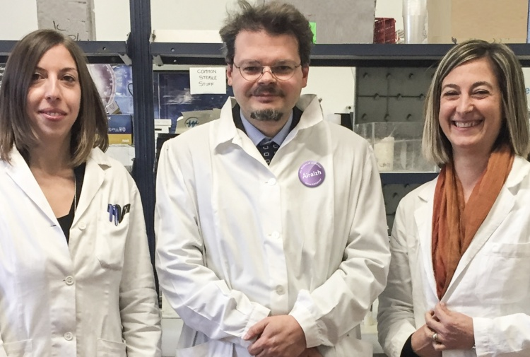 Fabrizio Chiti, Cristina Cecchi e Roberta Cascella