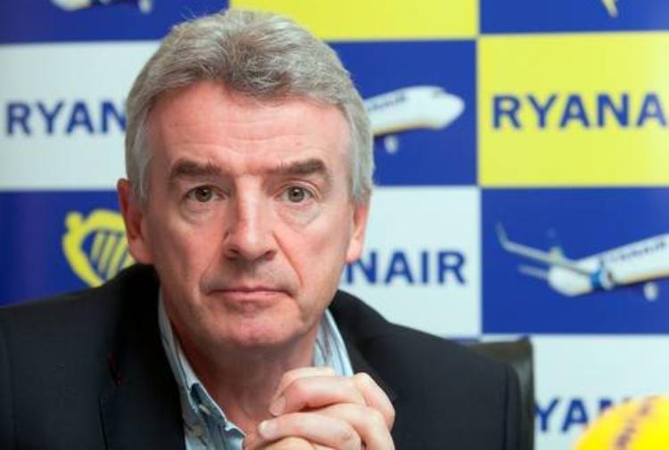 Ryanair, O'Leary: