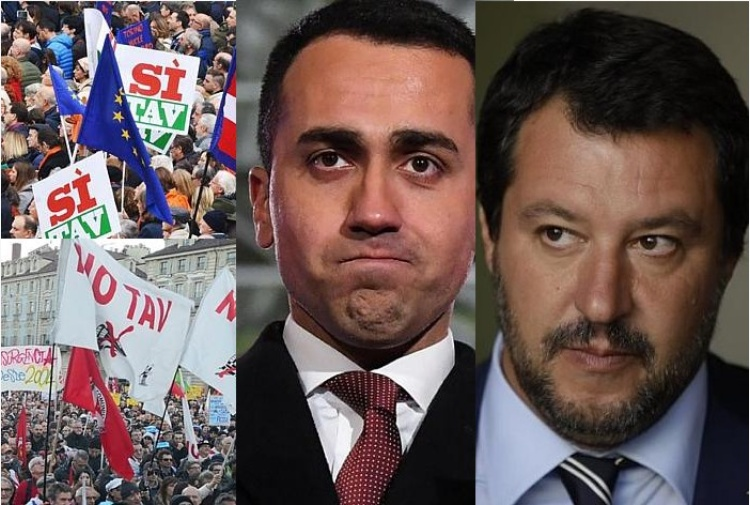 Bruxelles avverte l'Italia sulla Tav: