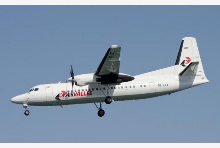 Catania, atterraggio d'emergenza all'aeroporto Fontanarossa
