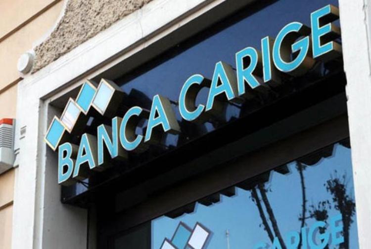 Carige approva piano industriale: tagliati 1000 dipendenti e 120 filiali