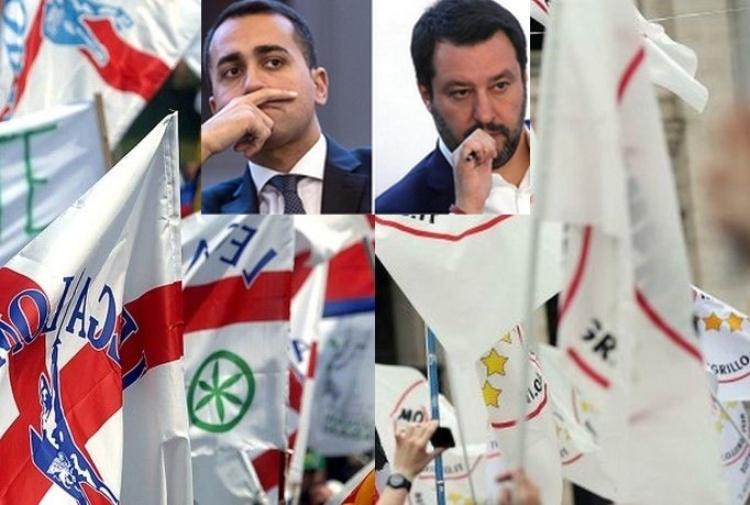 """Risultati immagini per Il governo giallo-verde è morto"""""""