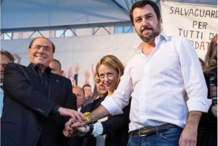Salvini non molla, io leader centrodestra