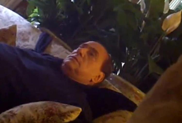 Berlusconi e le dichiarazioni segrete delle olgettine:
