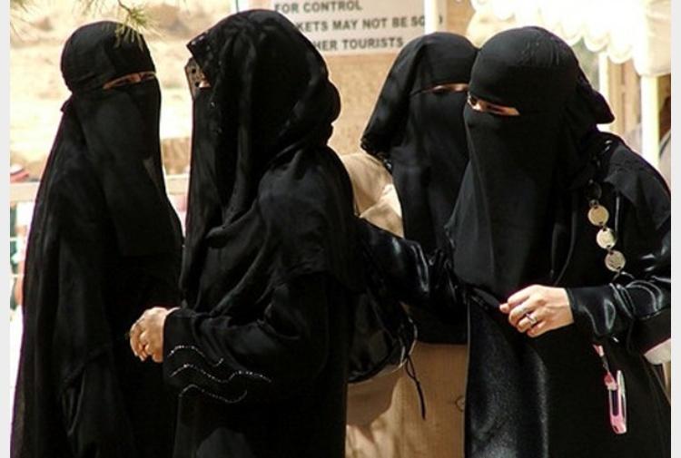 Islamico sfida l 39 occidente imprenditore paga multe donne - Perche le donne musulmane portano il velo ...